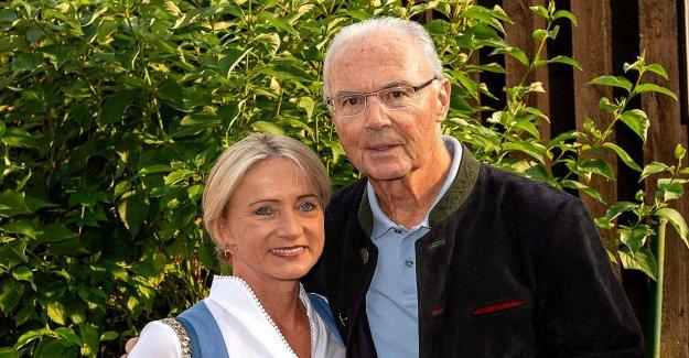 Franz Beckenbauer: Infarctus Oculaire! De son Œil droit, il voit presque rien