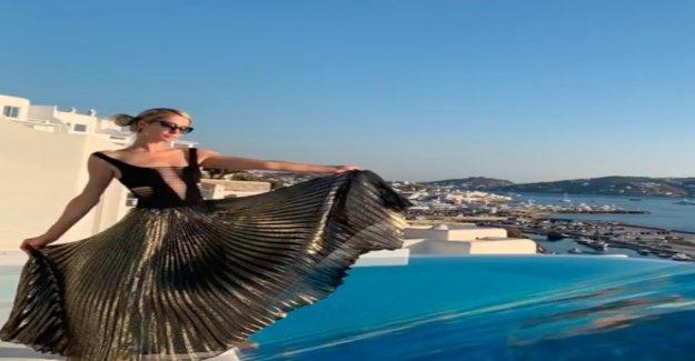 Ici, les Stars de Vacances, Ibiza, à St-Tropez ou à Mykonos Vue