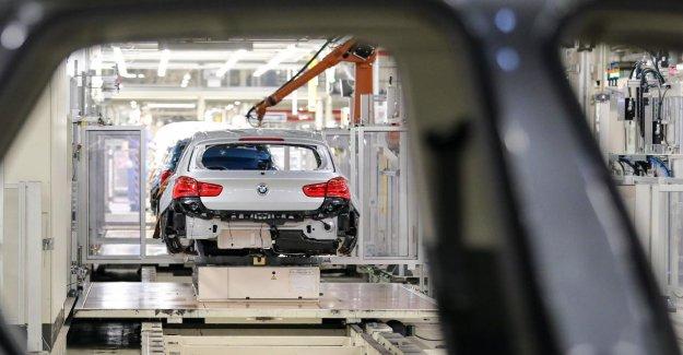 Industrie automobile: la mobilité électrique menacé de 60 000 offres d'emploi en Bavière