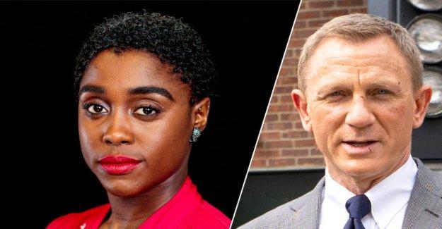 Lashana Lynch reprend le costume de l'agent 007 — James Bond
