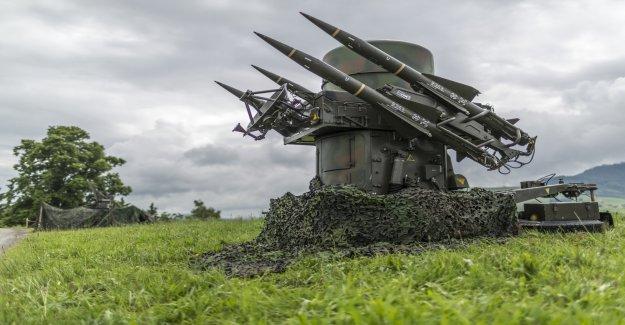 L'Armée suisse jette obsolètes Munitionsbestände - Vue