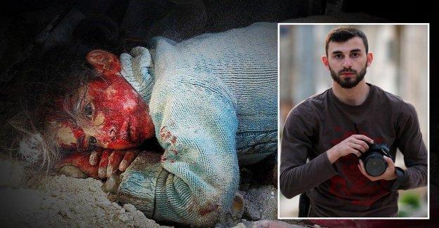 L'IMAGE a montré ses Photos de Gris en Syrie - Photographe meurt en russe raid aérien