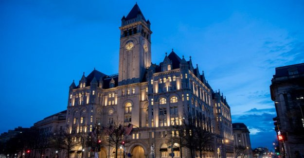 Le Président AMÉRICAIN gagne son procès Trumps hôtel de Luxe ne fait pas de Profit illicite