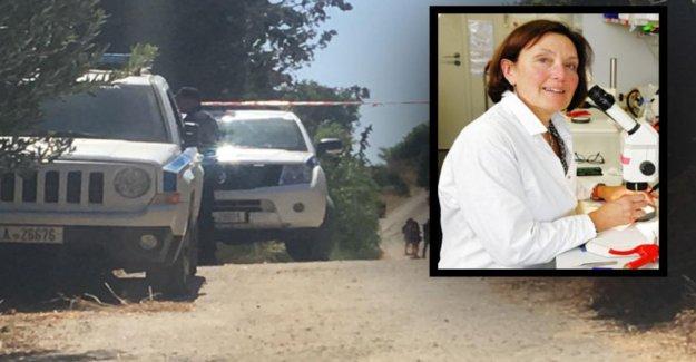 Le dr Suzanne Eaton était mort dans la Caverne, Chercheuse sur l'île de Crète assassiné?