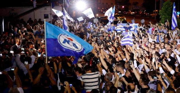 Le nouveau Gouvernement grec: en faillite, les Grecs encore?