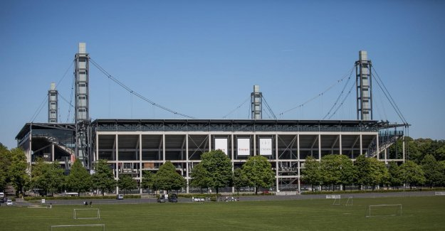 Le stade de Développement de Cologne coûte au moins 215 Millions d'Euros