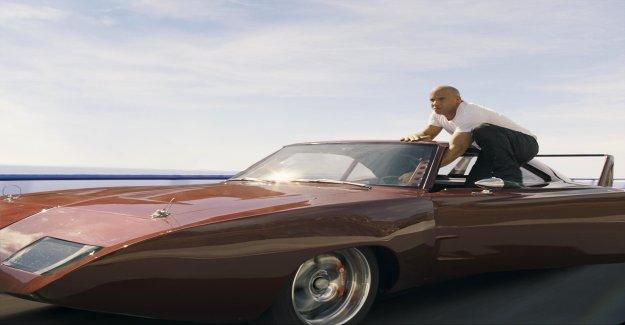 Le tournage de «Fast & Furious 9» après l'Accident, interrompant le Regard