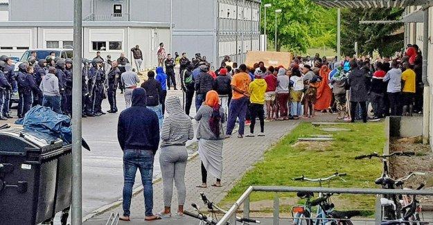 Les municipalités veulent stricte Limite Ankerzentren