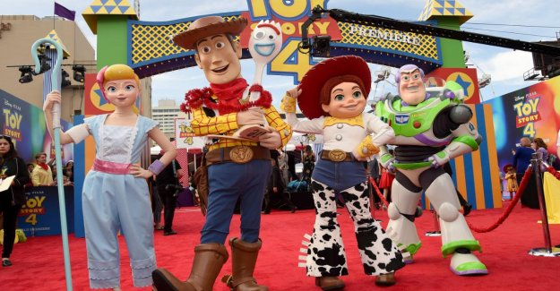 L'excitation autour de Toy Story 4 - Disney montre Regenbogenfamilie et critique