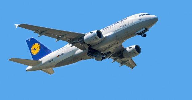 Lufthansa caresse les Vols à destination de le Caire: les Raisons n'ont pas été divulgués