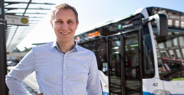 Maire de Monheim Daniel Zimmermann veut Gratuit-TRANSPORT public introduire