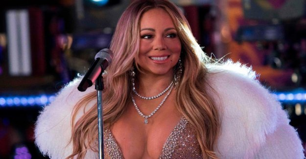 Mariah Carey aère intime Secret: Avec tant d'Hommes, elle était dans le Lit