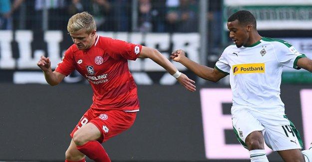 Mayence 9:0 contre Oberligist Eisbachtal de Nouveau Triplé de Bubi Burkardt