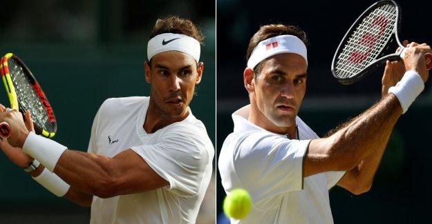 McEnroe chauffe à «Federer est le plus grand que Nadal» - Vue
