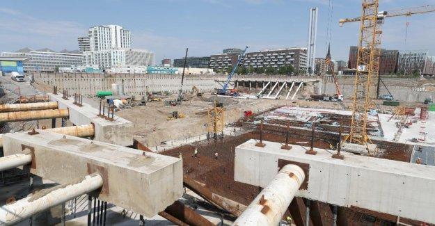 Meridian au milieu de Hambourg: HafenCity fait de la Place pour Latitude 10