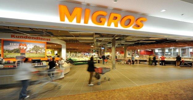 Migros Zurich caresse 38 Jobs, d'autres Régions attendre encore Vue