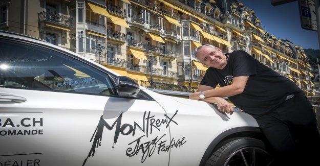 Montreux Jazz Festival: Philippe Seira remplies Star Désirs de Vue