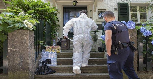 Mortel de la Police de Berne: Reto V. sortit une Arme à feu