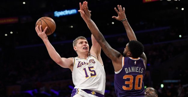 NBA: Moritz Wagner veut de Basket-ball coupe du monde pour l'Allemagne de jouer
