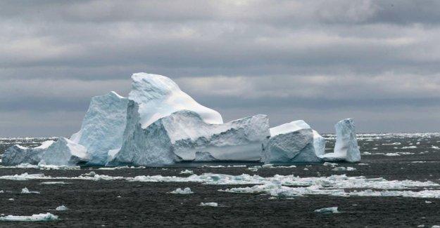 Nouveau calcul: Combien augmente le niveau de la Mer au maximum?