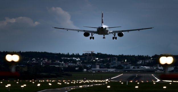 Plus de Passagers: Suisses semble Climat-Débat, peu importe - Vue