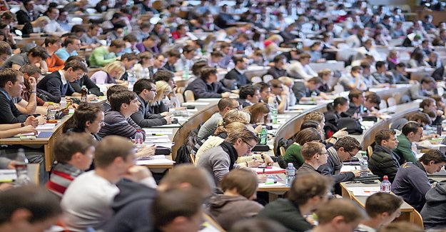 Premier Revenu: Pour couper les hautes Écoles Suisses à partir de la Vue à