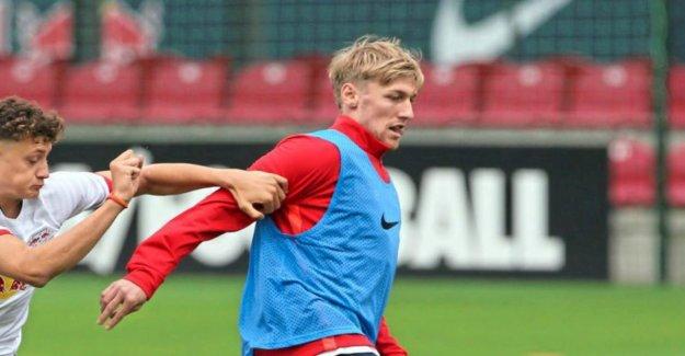 RB Leipzig: envisage de l'Entraîneur Julian Nagelsmann avec Forsberg