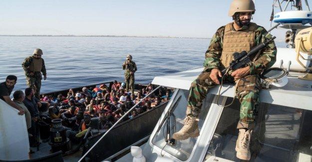 Réfugiés en Méditerranée: la Libye commence de plus en plus de boat people à partir de