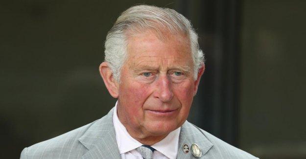 Royale Climat-Pronostic - le Prince Charles, le Monde, 18 Mois