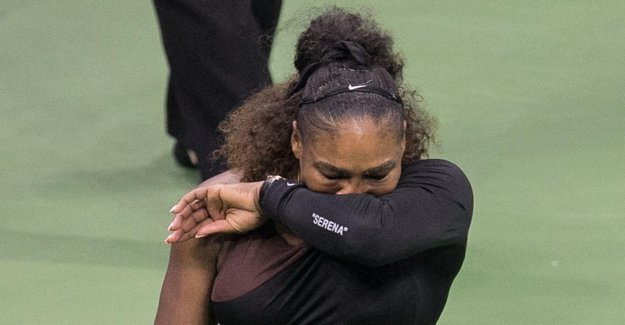 Serena Williams: Star du Tennis avait besoin d'une Thérapie après un Scandale dans l'US Open Finale
