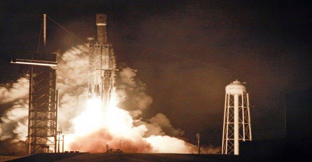 SpaceX, Blue Origin, Virgin Galactic: de la Concurrence pour la Nasa, en Vue