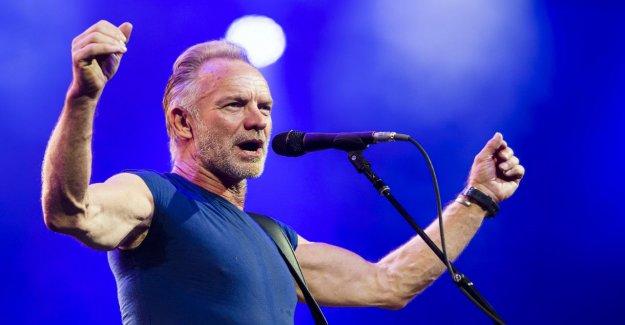 Sting en Concert en Belgique annulé! Tomber maintenant les Spectacles en Allemagne?