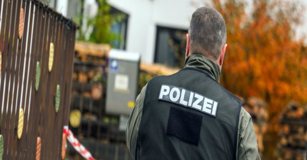 Suisse Reichsbürger doit en allemand de la Prison Vue