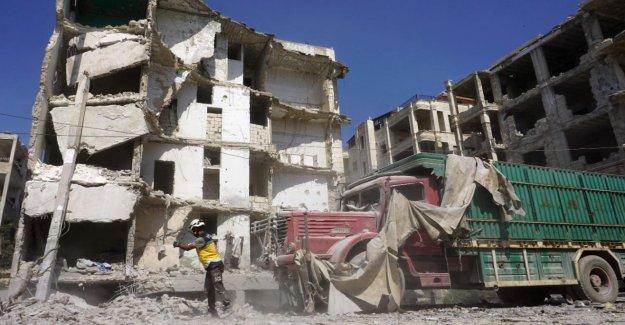 Syrie: les Frappes aériennes d'Idlib: 200 Morts! La lutte de l'escalade de suite