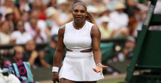 Tennis: Prochaine Maman Défaite de Serena Williams