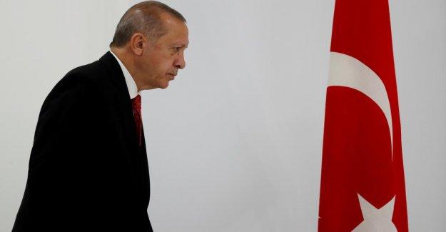 Turquie: le Président Erdogan courir le propre des Personnes au loin