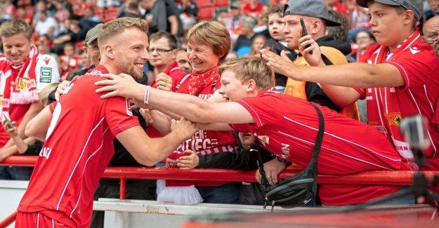 Union Berlin: Marvin Friedrich bat FCA-Reuter, le laisser aller