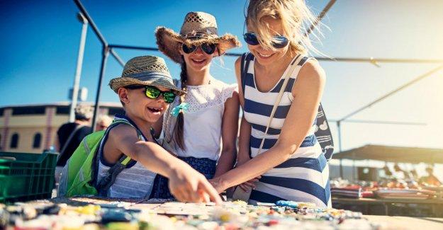 Vacances de Souvenirs: Que puis-je de Vacances à apporter?