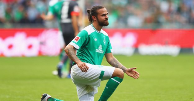Werder Brême: Joker Rôle de Martin Harnik ou de loin