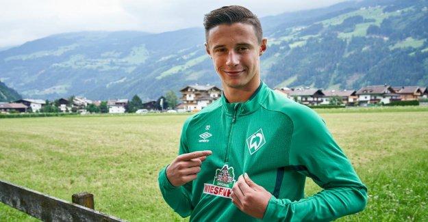 Werder Brême: Place de titulaire-Attaque de Marco Friedl