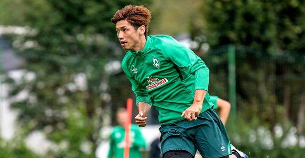 Werder Brême: Pouvoir Yuya Osako maintenant, Max Kruse?