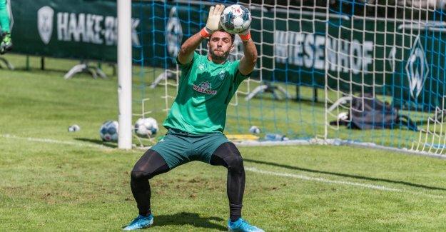 Werder Brême: Stefanos Kapino rêve d'être Numéro 1