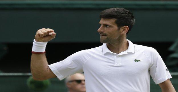 Wimbledon 2019: Djokovic a la Altersdiskussion marre de Vue