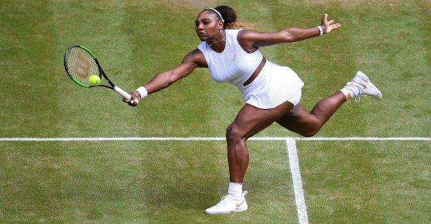Wimbledon: Serena Williams en Finale - Strycova n'