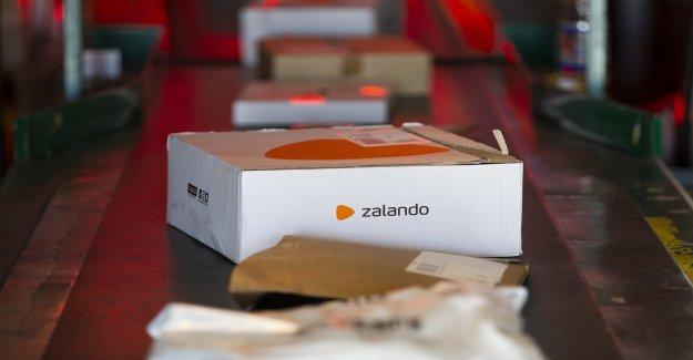 Zalando teste Abendlieferung en Suisse - Vue