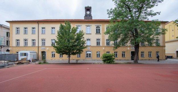 krebserregendes gaz Inerte: le Radon Recherche maintenant dans toutes les Écoles de Dresde