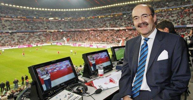 1. Bundesliga: Bayern munich - Hertha BSC – Fritz von Thurn und Taxis au Micro