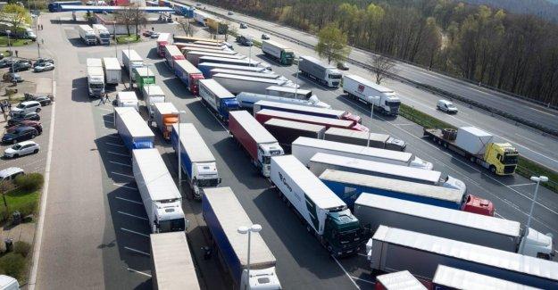 À partir de 3,5 Tonnes, sur toutes les Routes Unionsfraktionsvize demande de Péage pour les Camions
