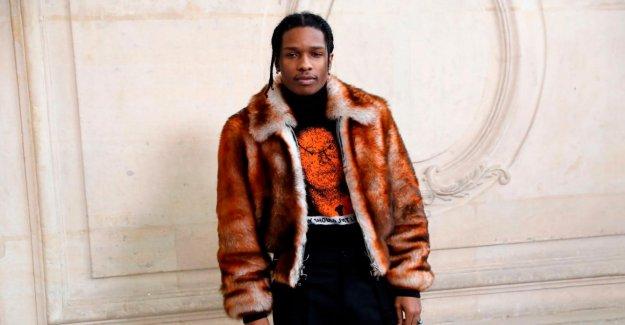 A$AP Rocky: le Rappeur de la batterie est reconnu coupable