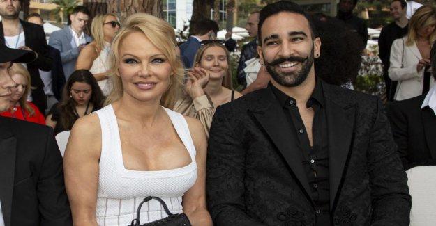 Adil Rami: Olympique de Marseille jette Ex de Pamela Anderson sort
